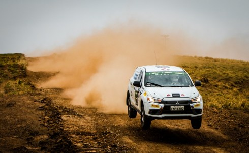 Rali de velocidade cross-country está em sua 18ª temporada. Foto: Adriano Carrapato / Mitsubishi
