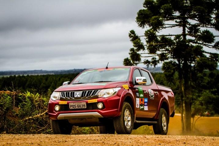 Mitsubishi Motorsports reunirá duplas de todo o Brasil em Mogi Guaçu. Foto: Adriano Carrapato / Mitsubishi