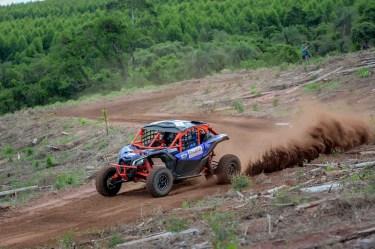 Multicampeão dos ralis está entre os Top 5 mais rápidos do Brasileiro de Baja (Lucas Santos /Photo Action)
