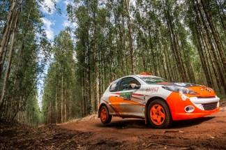 Serão quatro categorias, Bianchini Rally compete pela RC4 (Gustavo Epifânio/DFotos)