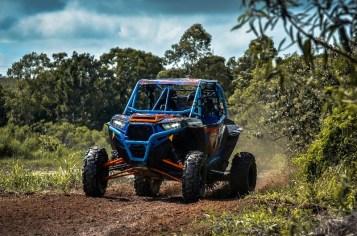 O roteiro terá 120 quilômetros de trecho cronometrado pelas trilhas da região (Nelson Santos Júnior/Photo Action)
