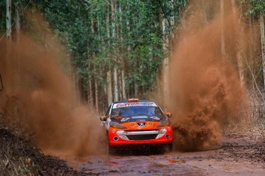 Dupla Bianchini/Santos no Rally de Velocidade: três provas, três pódios (Doni Castilho/DFotos)