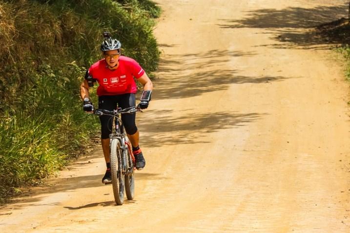 Mountain Bike é um das atividades. Foto: Cadu Rolim / Mitsubishi