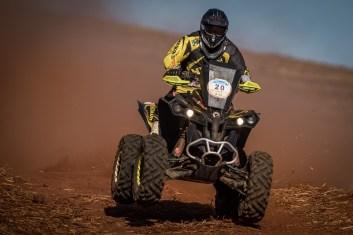 O Rally Poeira receberá equipes de diversas regiões nacionais (Luciano Santos/DFotos)