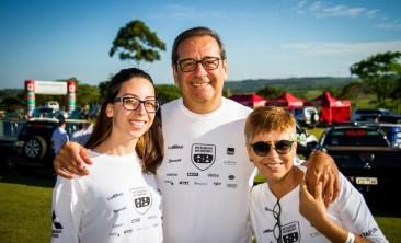 Prova reúne amigos e famílias. Foto: Adriano Carrapato. / Mitsubishi