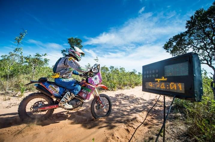 O Rally Poeira quer marcar história em Araçatuba (Gustavo Epifanio/DFotos)
