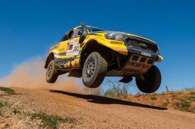 A picape X Rally Ford Ranger: uma promessa que chega ao rali nacional (Doni Castilho/DFOTOS)