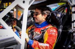 Piloto Rodrigo Varela a bordo do Can-Am Maverick X3 (Luciano Santos/DFotos)
