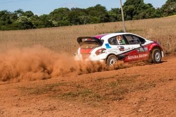 Peugeot 208 Maxi Rally é o novo carro da dupla para esta temporada. Foto: Lisandro Garcia