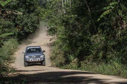 A prova teve dois percursos distintos, sendo 92 e 72 quilômetros (Divulgação)