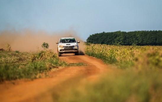 Com 123km, especial será a mais longa da temporada 2018. Foto: Marcio Machado/Mitsubishi