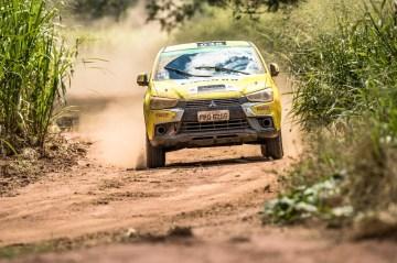 São cinco categorias no grid, três de L200 Triton e duas de ASX RS. Foto: Ricardo Leizer/Mitsubishi