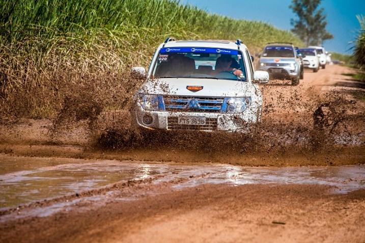 Mitsubishi Experience 4x4 será neste fim de semana. Foto: Vinicius Ferraz / Mitsubishi