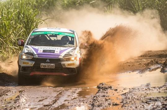 Terceira etapa será bastante técnica e desafiadora. Foto: Ricardo Leizer / Mitsubishi