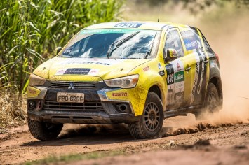 Será a primeira prova no Paraná na temporada 2018. Foto: Ricardo Leizer / Mitsubishi