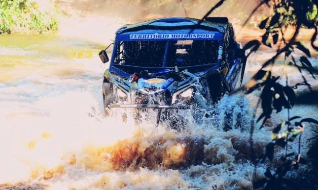 Dupla Luppi/Dallape (Território Motorsport) fecha o Rally Baja Jalapão com balanço positivo