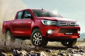 Hilux (Crédito Divulgação Toyota)