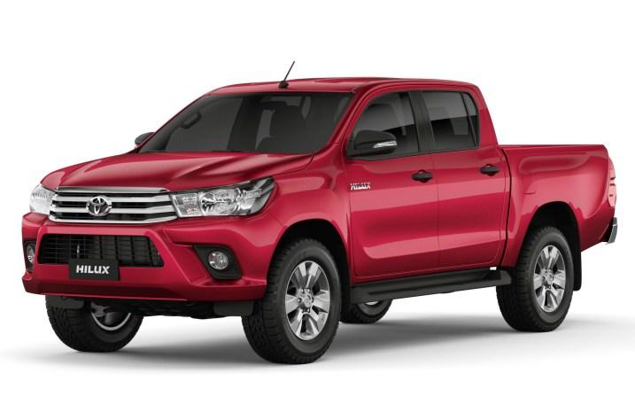 Hilux SR Diesel 4x4 (Crédito Divulgação Toyota)