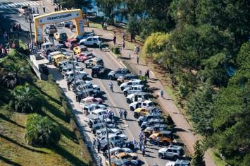 Até o momento, estão inscritos mais de 170 veículo movidos pela paixão off-road (Duda Bairros/DFOTOS)
