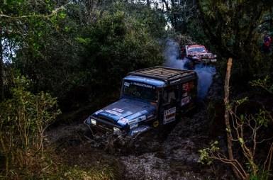 Em paralelo a competição, Adventure segue em rumos distintos e improváveis (Ney Evangelista/DFOTOS)