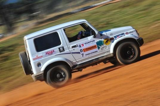 Vencedores Amigos do Rally: Luis Henrique Redlich e Marco Rodrigo Redlich, (Doni Castilho/DFOTOS)