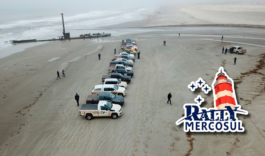 Rally Mercosul: dia de descanso