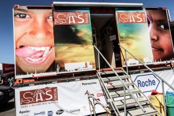 S.A.S. Brasil no Rally dos Sertões (Divulgação Rally dos Sertões/Vipcomm)