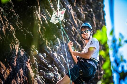 Provas de aventura e muito contato com a natureza (Foto: Tom Papp/Mitsubishi)
