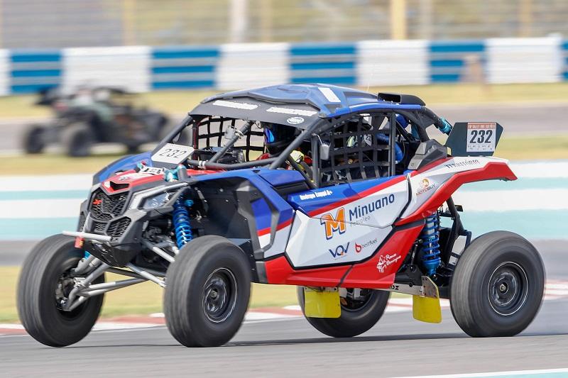 Neste domingo, o Rally dos Sertões começa para valer para as três duplas da Território Motorsport