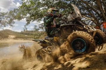George Ximenes abriu o Sertões com vitória na especial dos quadriciclos (Marcelo Machado de Melo/Fotop/Vipcomm)