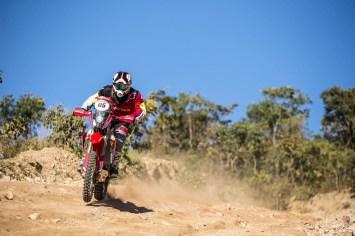 Tunico Maciel venceu as duas especiais do Sertões nas motos (Vinicius Branca/Fotop/Vipcomm)