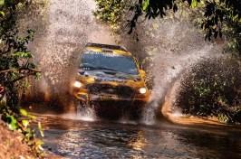 Gareth Woolridge triunfou na especial dos carros (Victor Eleutério/Fotop/Vipcomm)