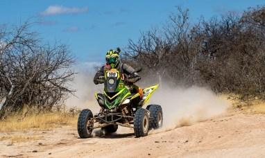 Wescley Dutra triunfou nos quadriciclos (Ricardo Leizer/Fotop/Vipcomm)