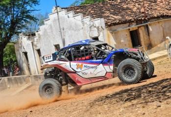 Luppi/Dallape fecharam a etapa 7 em 6o na geral e 5o na Pró Turbo (Doni Castilho/DFotos)