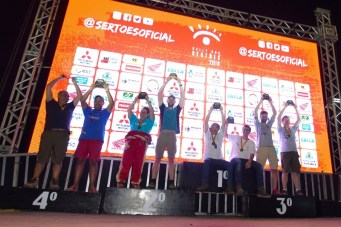 Vice-Campeões do Rally dos Sertões 2018 na Graduados/Regularidade (Divulgação)