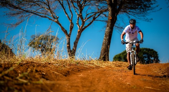Provas de aventura desafiam os participantes do Mitsubishi Outdoor. Foto: Tom Papp/Mitsubishi