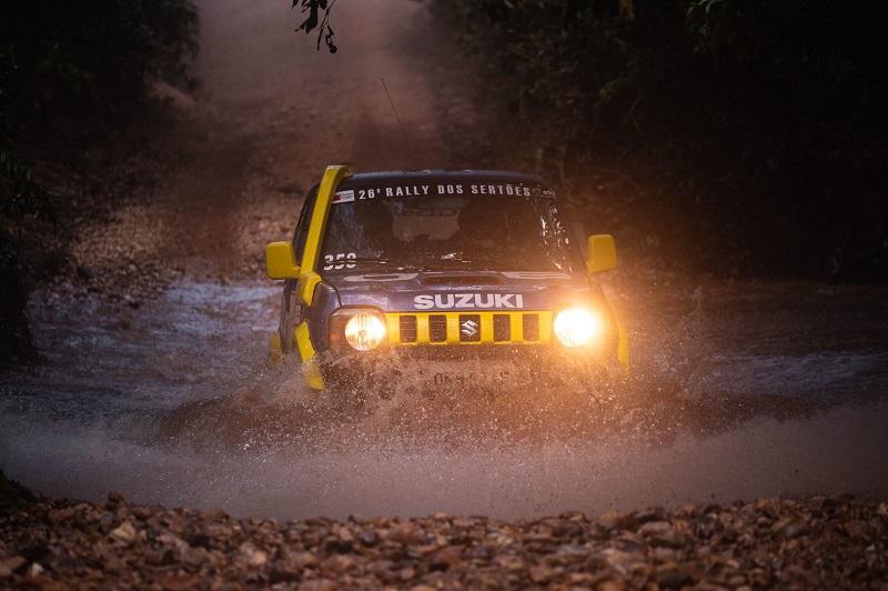 Di Nole enfrenta o Rally dos Sertões sem equipe de apoio e mira Fortaleza