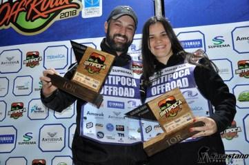 Leonardo Lanziotti e Priscila Nogueira (Crédito Angelo Savastano Photo Sports)