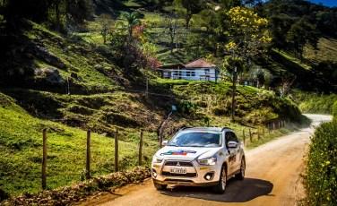 ASX tem uma categoria especial, entre os competidores de Turismo Light. Foto: Adriano Carrapato/Mitsubishi