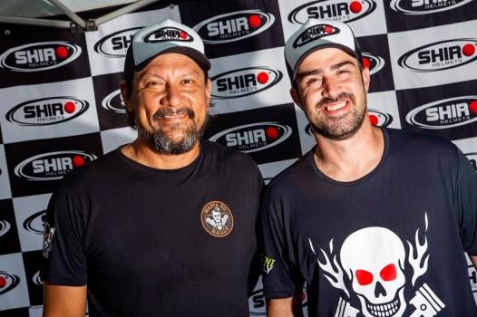 Bianchini fez dupla com o cearense Pereira nos UTVs (Ricardo Leizer/Fotop)