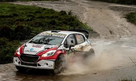 Após andar entre os ponteiros, Luiz Facco e Francis Herrero fecham Rally Rio Negrinho em quarto