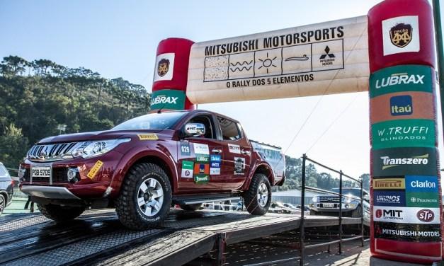 Joinville (SC) recebe dois ralis Mitsubishi no dia 29 de setembro
