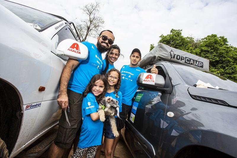 Suzuki Day: passeio off-road chega ao Nordeste com etapa em Barreirinhas (MA)