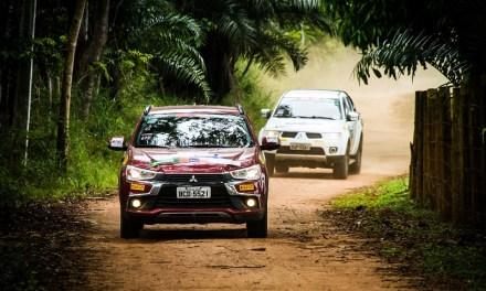 Final do campeonato Nordeste, etapa em Salvador diverte os participantes do rali de regularidade