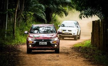 Rali de regularidade Mitsubishi Motorsports reúne proprietários de veículos 4x4 (Foto: Adriano Carrapato/Mitsubishi)
