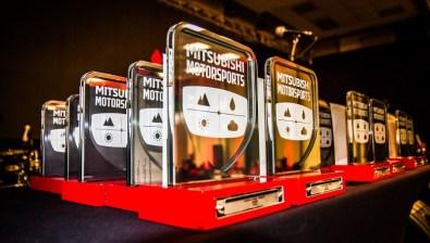 Foram premiados os melhores da etapa e do campeonato Nordeste 2018 (Foto: Adriano Carrapato/Mitsubishi)