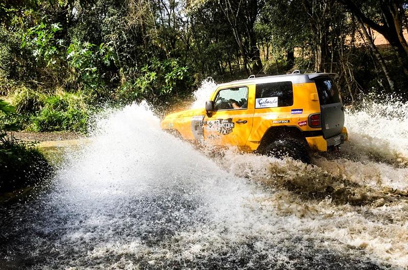 Campeonato Paranaense de Rally Regularidade 4×4 fecha ano com 33º Rally da Meia-Noite