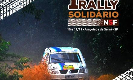 1º Rally Solidário NSF