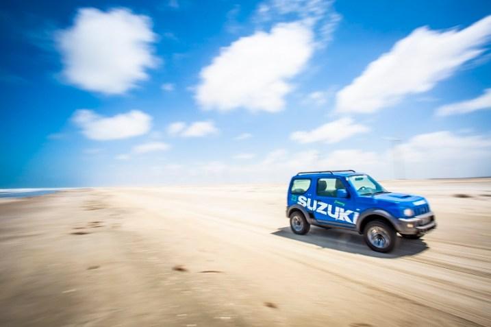 João Pessoa (PB) é o próximo destino do Suzuki Day nos dias 10 e 11/11 (Foto: Vinicius Ferraz/Suzuki)