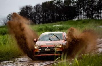 Rali cross-country de velocidade encerrou temporada 2018 neste sábado (Foto: Marcelo Machado de Melo/Mitsubishi)